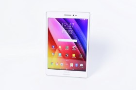 ASUS ZenPad S 8.0 Z580CA旗艦平板開箱分享 / 頂規4G Ram 雙聲追影更張力