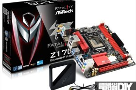 Z170最強Mini-ITX電競小板 華擎Z170 Gaming-ITX/ac上市