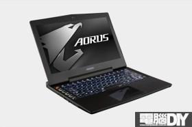AORUS 13.9吋輕薄電競筆電X3 Plus v5全力出擊 搭載最新第6代Intel® Core™ i7 Skylake處理器   極致效能   進化再現!!!