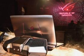 地表最狂ASUS ROG GX700水冷電競筆電開賣 / 售17萬9