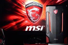 MSI Nightblade MI2電競主機開箱分享 / 6代Core 迷你強效