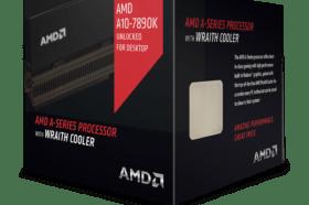 AMD桌上型處理器再添生力軍 A10-7890K效能、功能全面提升且運作時近乎靜音