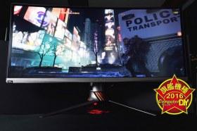 ASUS ROG Swift PG348Q 電競顯示器 試用分享 / 許你極致遊戲體驗