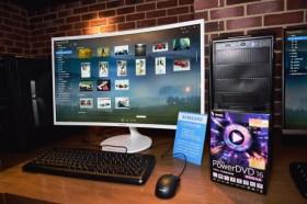 訊連科技推出新款PowerDVD 16 影音播放軟體 / 新TV使用模式與無線影音串流