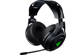 MANO'WAR PC遊戲專用頭戴式無線耳麥  RAZER 絕佳穩定遊戲音效
