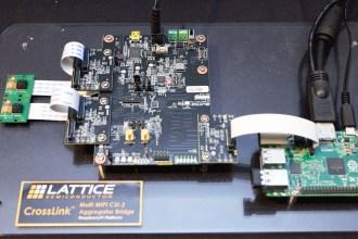 萊迪思LATTIC 推出首款 CrossLink 視訊橋接應用元件 採用可編程pASSP介面