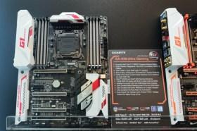 GIGABYTE 展示多款 X99, Z170 系列新主機板 / 外接顯卡盒