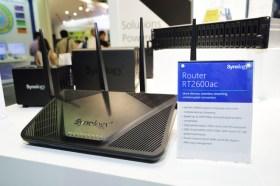 Synology 將推出新款 RT2600ac 4×4路由器 / SRM 1.1 更新