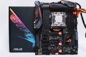 10 核 20 緒 Intel Core i7-6950X 頂規電競 ASUS ROG STRIX X99 GAMING 遊戲平台