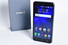 ASUS ZenFone 3 智慧手機開箱分享 / 絕美玻璃 三倍進化