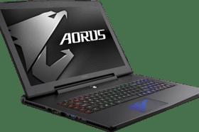 AORUS發表新一代旗艦電競筆電 搭載NVIDIA GeForce® GTX 10系列獨顯