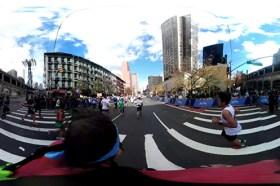 全球首支360度紐約馬拉松全景記實影片