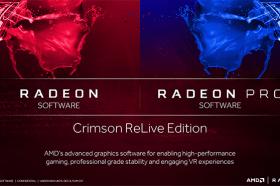 捕捉精采片刻並即時轉播分享 AMD推出Radeon Software Crimson ReLive Edition繪圖驅動軟體