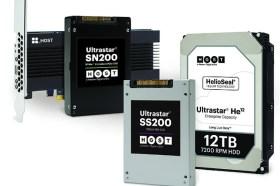 Western Digital推出先進儲存裝置 因應不斷演進的資料中心應用需求