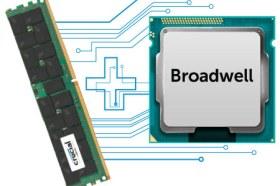 Broadwell 創造新的記憶體優勢! Broadwell 處理器同步增強 DRAM 和 CPU 效能