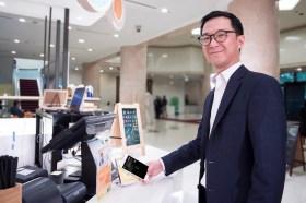 國泰世華銀行現向客戶支援使用 Apple Pay 提供卡友簡單、安全且保障隱私的方式付款