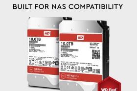 Western Digital擴充NAS硬碟系列產品