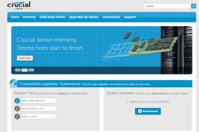 Crucial 推出 128GB DDR4 LRDIMM 伺服器記憶體