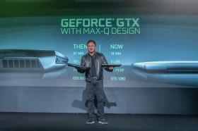 完備設計與效能:NVIDIA針對遊戲筆電推出MAX-Q  3倍輕薄、3倍效能 表現更勝以往
