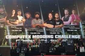 CyberMods 24hrs 電腦改裝競賽在COMPUTEX 2017 正式開賽