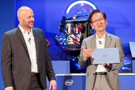 Intel 2017 Computex主題演講現場直擊