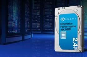 希捷推出速度最快、容量最高的2.5吋 ENTERPRISE PERFORMANCE 10K HDD  提升關鍵任務儲存效率