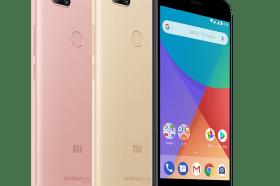 小米、Google攜手發佈小米A1手機