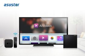 華芸科技為 Apple TV 量身打造專屬 AiVideos