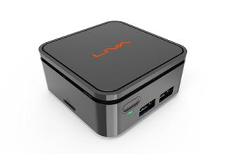 精英新一代迷你電腦「LIVA Q」輕巧上市
