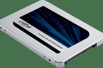 Crucial 發表 MX500 固態硬碟 兼顧品質、速度與安全性的新一代 SSD