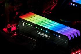 Ballistix Tactical Tracer RGB DDR4遊戲記憶體正式上市
