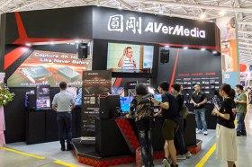 領先全球4K HDR遊戲擷取技術 圓剛科技於2018 Computex展示超強新品