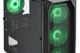 全漢發表兩款Micro ATX靜音及RGB機殼