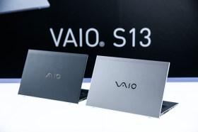 VAIO強勢回歸台灣市場 首推美型時尚VAIO® S11及VAIO® S13系列