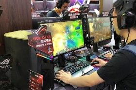ROG玩家共和國稱霸ChinaJoy 2018 旗艦機種G703GI Core i9電競筆電締造世界紀錄