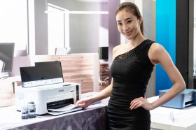連續供墨霸主再推新利器 Epson世界唯一黑白連續供墨搶市