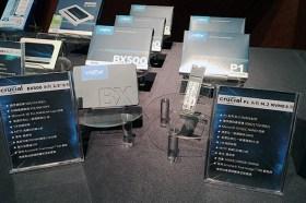 美光推出首款P1 NVMe PCIe SSD 更擴大SSD產品線