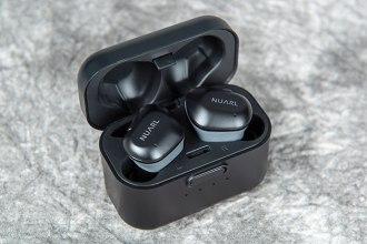 日本文青派耳機NUARL 全新藍牙真無線耳機 NT01B 開箱!