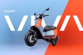 又有新車發表 Gogoro VIVA  羽量級智慧雙輪上市