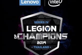 Lenovo亞太區第四屆「Legion 菁英賽」全面啟動!首邀女性玩家隊伍參加