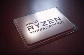最快的32核心高階桌上型CPU現身!! AMD發表第3代Ryzen Threadripper系列處理器