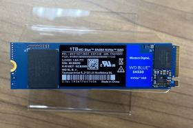 專為科技專業人士設計 WD推出WD Blue SN550 NVMe SSD