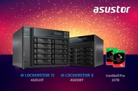 華芸科技 AS65系列NAS新品發表 為創作者提供專業儲存解決方案
