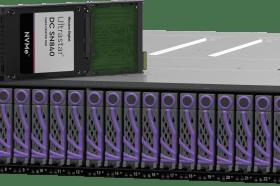 Western Digital 推出全新 NVMe SSD和 NVMe-oF 解決方案