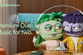 只要198!兩個人共享 Spotify Premium Duo服務