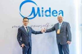 Midea美的空調首創經銷商線上搶單直播 業績衝破一億元大關