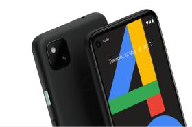 Google Pixel 4a 突然上架開賣(預購)啦!