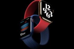 Apple Watch Series 6 帶來更強大的健康和健身功能 血氧飽和度功能尚待開放