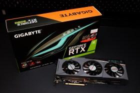 技嘉 GeForce RTX 3080 EAGLE OC 10G 超頻版顯示卡開箱+效能評測