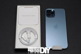 太平洋藍真美!Apple iPhone 12 Pro 搶先開箱+大量細節照分享
